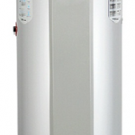 Small version heat pump with storage